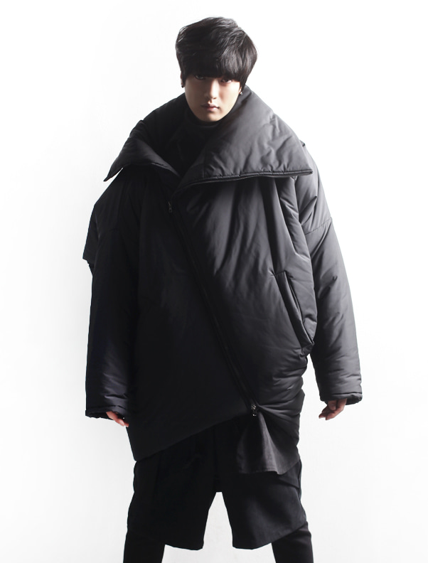 OUTER > 아방 박시롱패딩